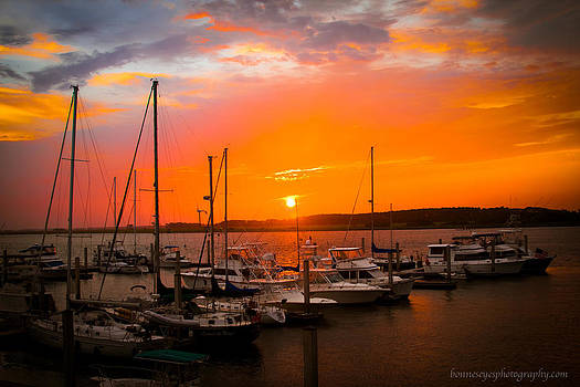 Bonnes Eyes Fine Art Photography - Sunset Cay