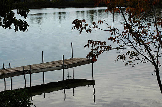 LeeAnn McLaneGoetz McLaneGoetzStudioLLCcom - Sunset Dock