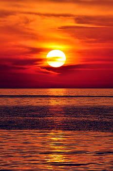 Sunset. by Fernando Barozza