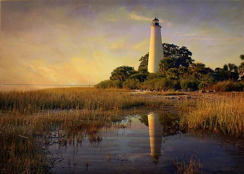 Marty Koch - Sunset Lighthouse 3