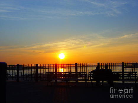 Sunset Love by Charmaine Lundy