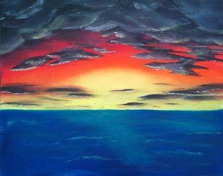 Sunset by Nicole Champion