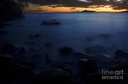 Charmian Vistaunet - Sunset over Portlock II