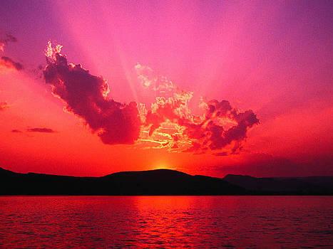 Sunset by Ravi Kumar