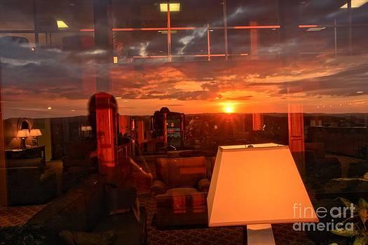 Adam Jewell - Sunset Reflections