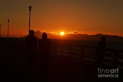 Sunset by Saifon Anaya