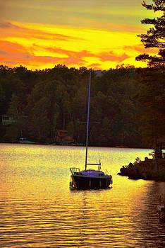 Emily Stauring - Sunset Sail