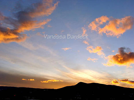 Sunset by Vanessa Bardeck