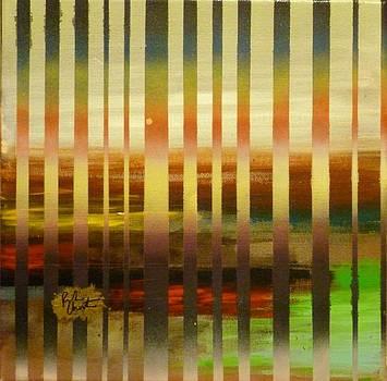 Sunset's Barcode by Reuben Cheatem