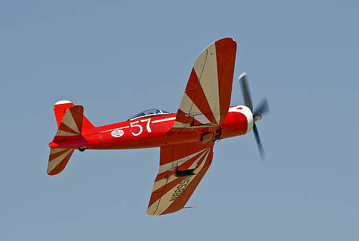 Super Corsair Takeoff by Tom Dowd