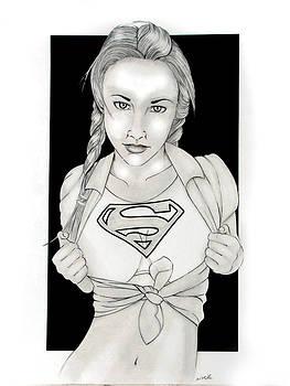Supergirl by Nathan  Miller
