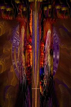 Supernatural Activity by Spirit Dove  Durand