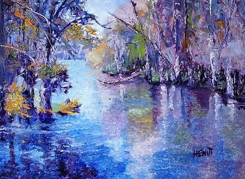 Suwanee River Florida by Philip Hewitt