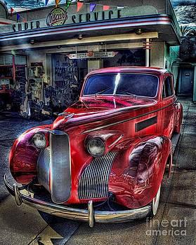 Sweet Ride by Arnie Goldstein
