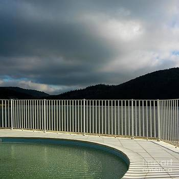 BERNARD JAUBERT - Swimming pool