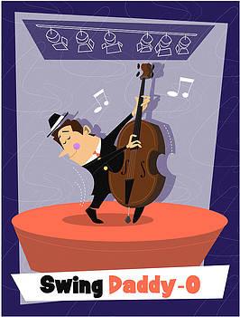 Swing Daddy-O by Andrew Fling