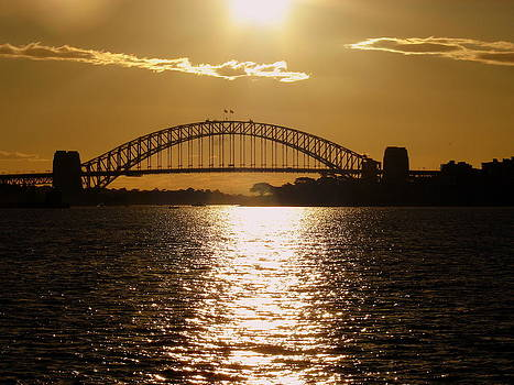 Ramona Johnston - Sydney Sunset