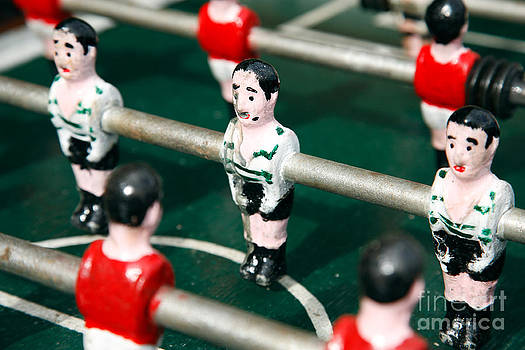 Gaspar Avila - Table soccer