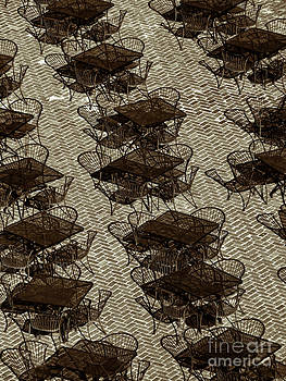 Jeff Breiman - Tables and Chairs