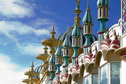 Chuck Kuhn - Taj Mahal III