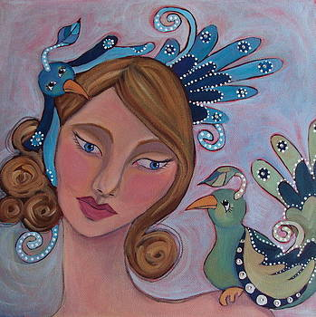 Taking Flight by Suzanne Drolet