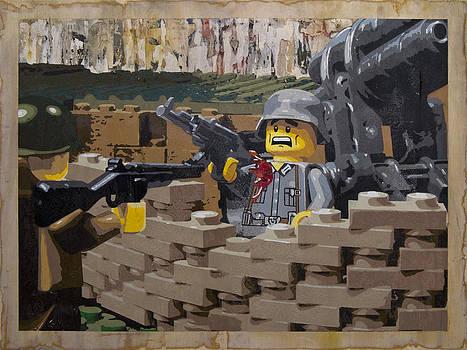 Taking the Bunker by Josh Bernstein