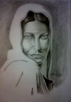 Talking Eyes.. by Bharati Subramanian