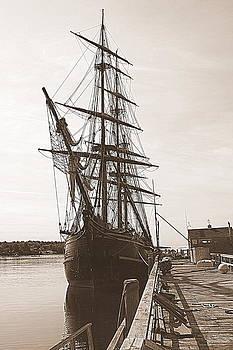 Tall Ship Bounty by Doug Mills