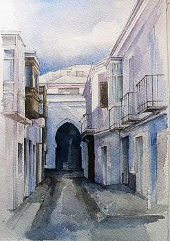 Tarifa Archway by Stephanie Aarons