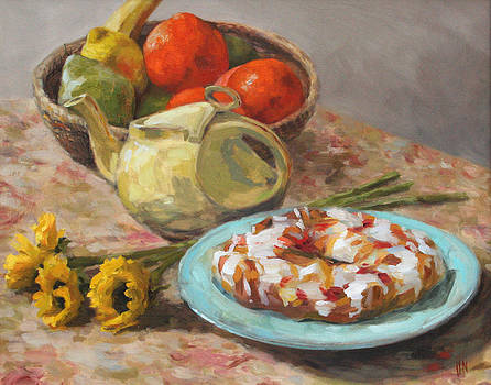 Tea and Cake by William Noonan