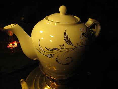 Tea Time by Tia Anderson-Esguerra