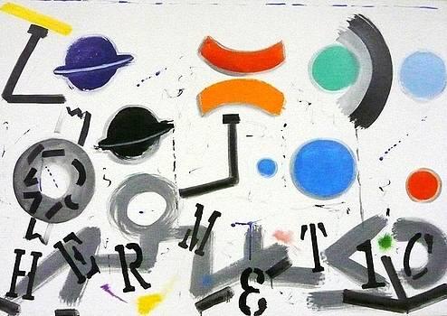 Tecnonet n 4 by Sandro Sabatini