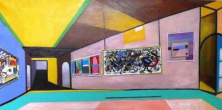 Tecnonet n 5 by Sandro Sabatini