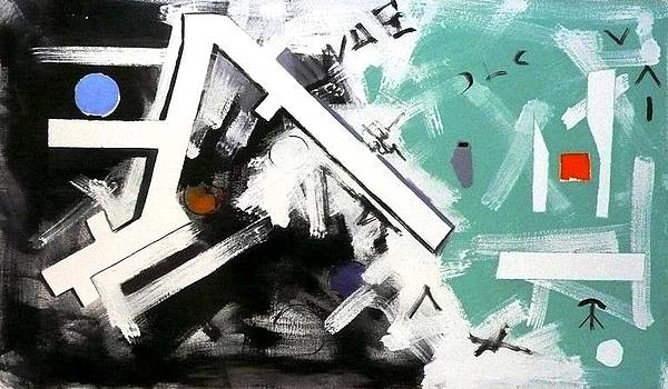 Tecnonet n 9 by Sandro Sabatini