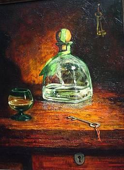 Tequilita by William Martin