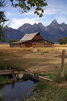 Marty Koch - Teton Barn 2