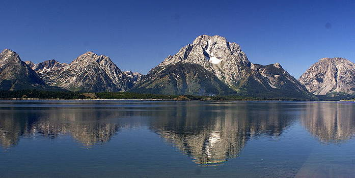 Marty Koch - Teton Panoramic View
