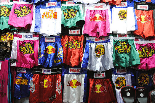 Sumit Mehndiratta - Thai boxing shorts