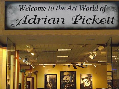 The Adrian Pickett Gallery by Adrian Pickett Jr