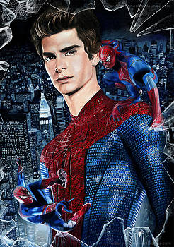 The Amazing Spiderman by Jeanne Delage