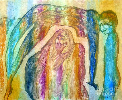 The Apparition by Linda May Jones