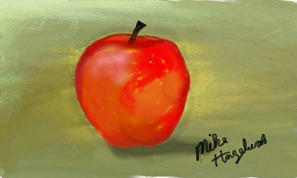 The Apple by Mike Hazelwood