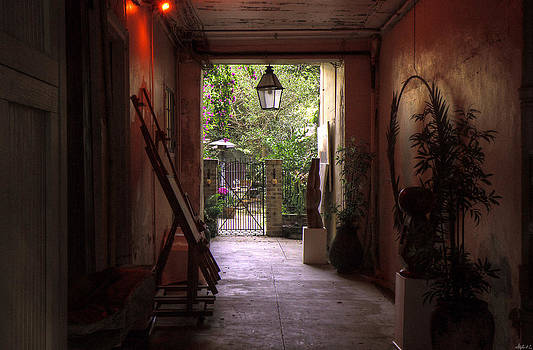 The Artists Secret Garden by Stephen EIS