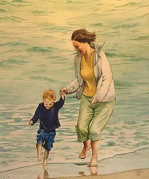 The Beach by Bob Fox