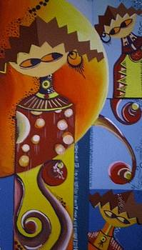 The Bottel by Zainab Elmakawy
