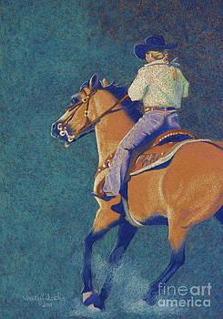 The Buckskin by Tracy L Teeter