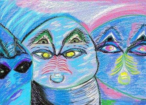 The Cat People by Cassandra Vanzant