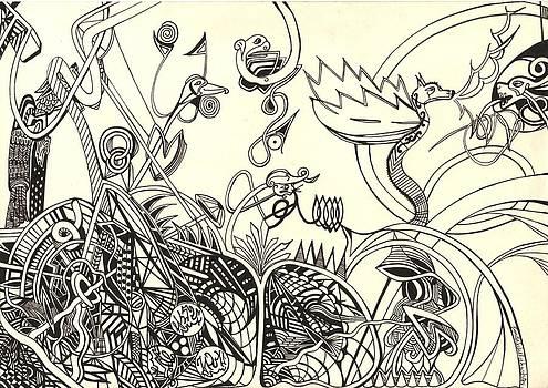 'The Celtic Craft'. by Lynda  Richardson