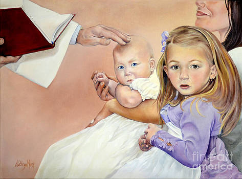 The Christening by Kathy Harker-Fiander