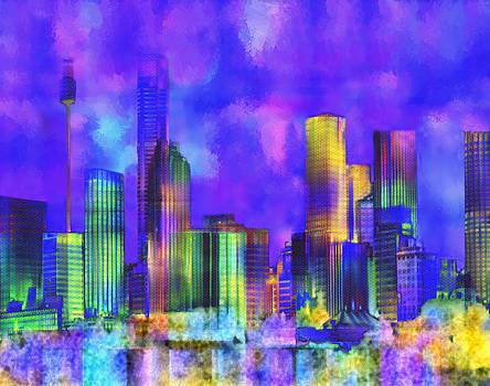 Kurt Van Wagner - The City  Sydney
